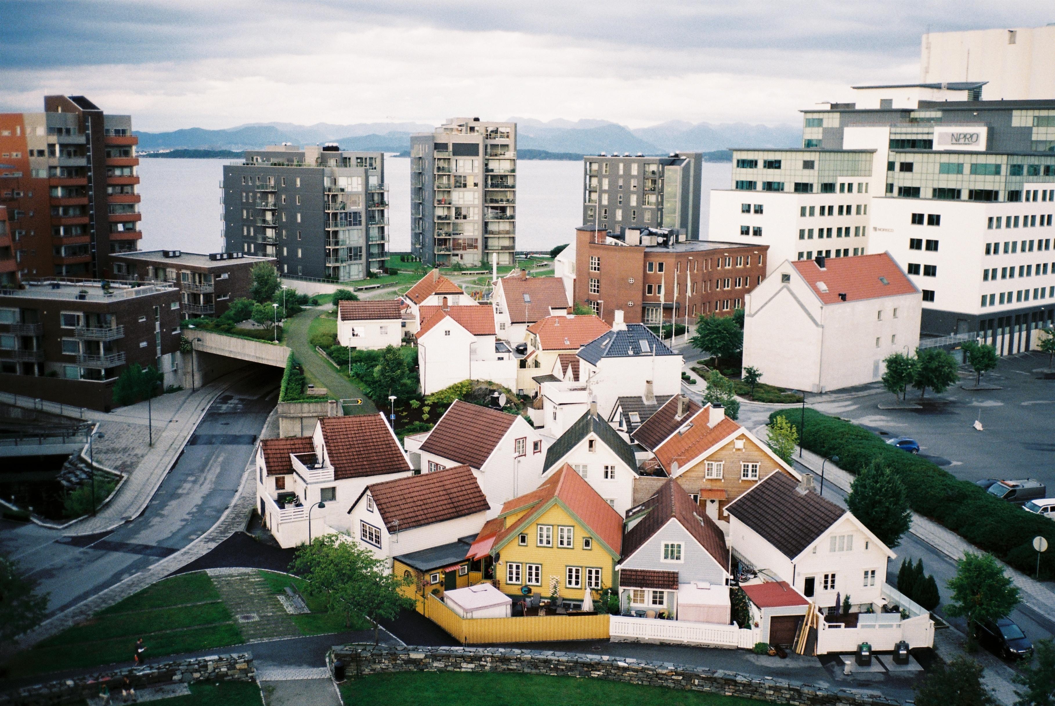 Bybrua, Stavanger