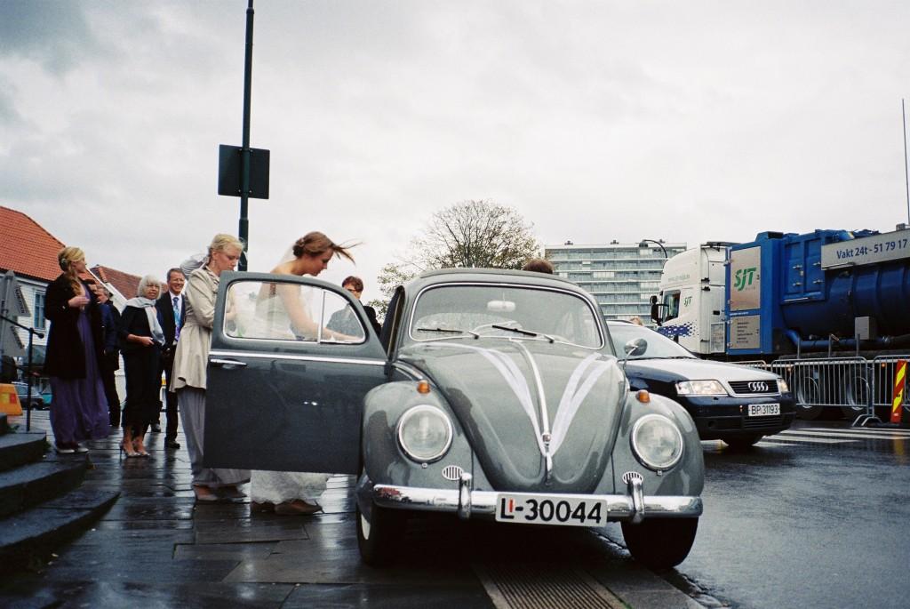 Anna & ALexander car